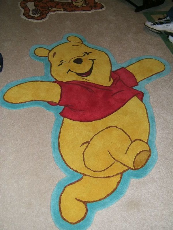 Clic Winnie The Pooh Rugs Area Rug Ideas